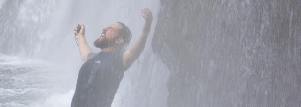 Waterfalls Nepal